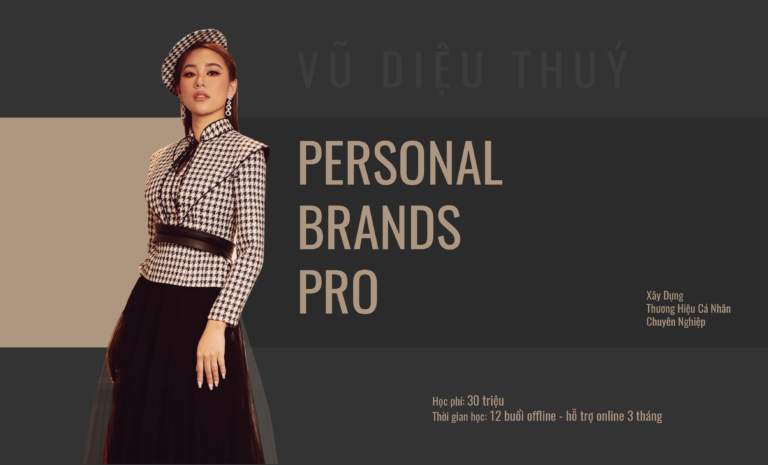 Khóa Personal Brands Pro