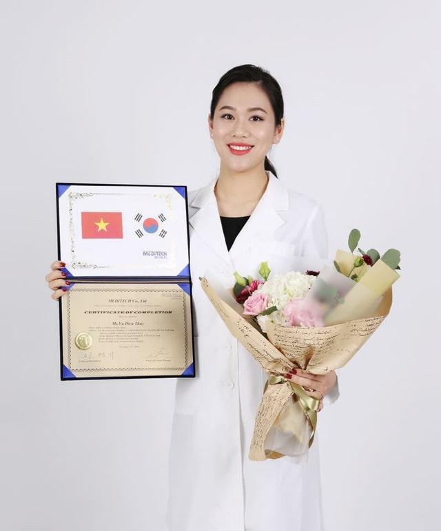 Từ hoa khôi trở thành nữ doanh nhân nhận bằng khen của Chủ tịch nước