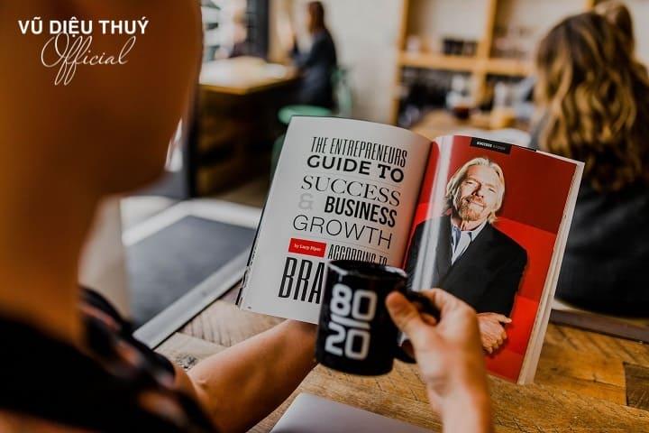 Cách xây dựng và phát triển thương hiệu cá nhân lãnh đạo doanh nghiệp