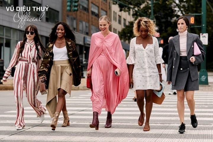 7 bước định hình phong cách thời trang cho phái nữ