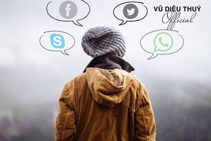 Quy trình xây dựng hình ảnh cá nhân trên mạng xã hội